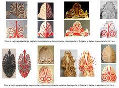 Pomul vieţii reprezentat în civilizaţiile tracică şi grecească clasică, între secolele V-III î.e.n.