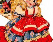 The Sweetest Girl 1940s Vintage Digital Download Image (51)