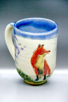 For More Follow Pinterest.com/LoneFoxPottery
