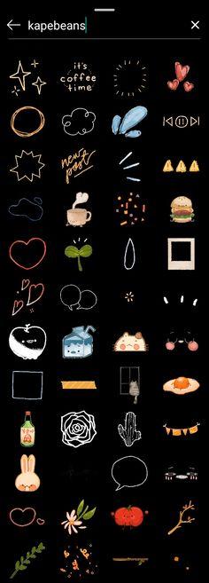 Stickers Instagram, Instagram Emoji, Instagram Frame Template, Instagram And Snapchat, Instagram Blog, Instagram Quotes, Creative Instagram Photo Ideas, Instagram Photo Editing, Instagram Story Ideas