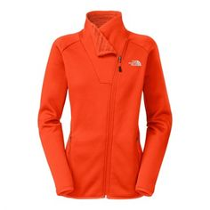 The North Face Women's Laurelwood Full Zip - to wear on lightly cold days.