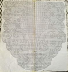Filet Crochet, Crochet Doilies, Lace Skirt, Needlework, Embroidery, Home Decor, Gallery, Fashion, Paths