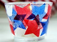 Love these!  16 Festive and Easy Fourth of July Crafts for Kids http://www.ivillage.com/fun-easy-4th-july-crafts-kids/6-b-214913