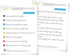 Free first grade Dolch sight word sentences. Each page contains eight sentences that correspond to a set of eight sight word flashcards.