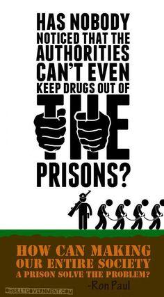 end war on drugs