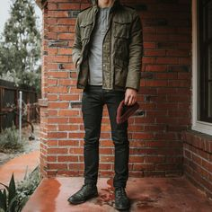 Post with 2809 views. Stylish Mens Outfits, Casual Outfits, Men Casual, Fashion Outfits, Mens Casual Jackets, Grunge Look, Grunge Style, 90s Grunge, Soft Grunge