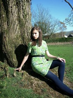 merely wool tights: Photo Preteen Girls Fashion, Girl Fashion, Blue Tights, Costume Makeup, Hosiery, Stockings, Costumes, Elegant, Costume