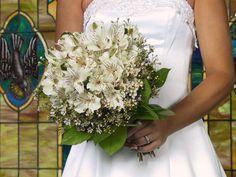 Alstroemeria Bridal Bouquet | Flower of the Day: Alstroemeria
