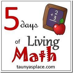 living books for math