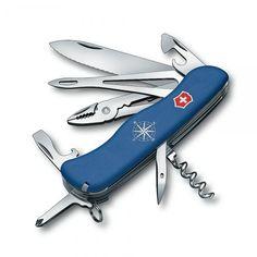 Victorinox Skipper Swiss Army Knife - Blue - Victorinox from SwissArmy365 UK