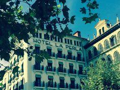 The Top 25 Luxury Hotels In Spain - #9 - Gran Hotel La Perla in Pamplona