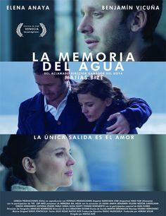 Poster de La memoria del agua