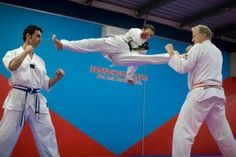 The practice of Tae Kwon Do improves flexibility and conditioning of the entire body; enhances concentration, discipline and self confidence; and promotes good character and ethical conduct. What Is Taekwondo, Sydney, Taekwondo Training, Kickboxing Classes, Best Martial Arts, Improve Flexibility, Club, Self Confidence, Karate