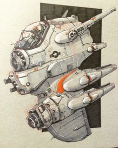 ArtStation - US Space Patrol, Virnard Magpantay