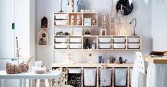 Pon en práctica esta rutina para tener tu casa siempre organizada. ¡Plántale cara al desorden!  #ideasfacilisimo