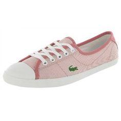 LACOSTE Ziane RH Canvas Lace Up Seersucker Womens Shoes (Apparel)  http://www.amazon.com/dp/B0077R3RJA/?tag=iphonreplacem-20  B0077R3RJA