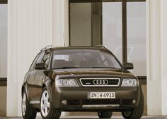 2001 Audi allroad quattro. This was an amazing car! 6-speed manual transmission, twin turbocharged V6, a self adjusting air suspension... It even had a heated steering wheel! Not quite as fun to drive as the A4, but what an amazing vehicle... The repair bills where also amazing! this makes #19.