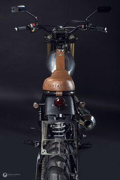 "Cafe Racer Pasión — Yamaha XT600 Scrambler ""Penelope"" by Kentauros |..."