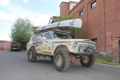 Offroad Power Products 1975 Jeep Cherokee Chief