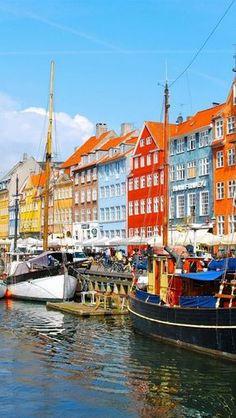 Odense historic town    BORNHOLM CHURCH    Copenhagen, Denmark    Møns Klint…