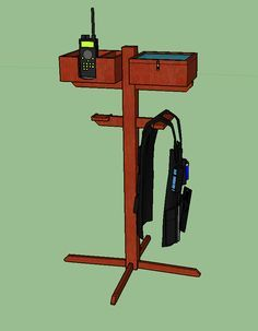 Post with 15 votes and 16644 views. Shared by mrbuildit. Police Gear Stand, Warrior Rack, Police Crafts, Police Wife Life, Paintball Gear, Duty Gear, Thin Blue Lines, Woodworking Projects, Woodworking Plans