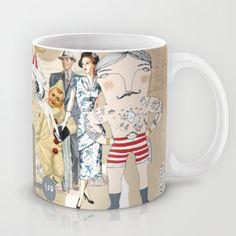 Strongest man on Earth Mug by artbythelma - $15.00