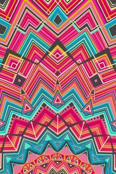 picchu pink Art Print by Laura Graves | Society6