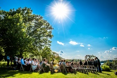 Gale Woods Farm ~ wedding ceremony ~ Minnetrista, MN