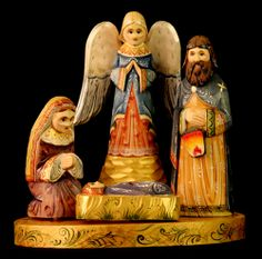 Glencairn Museum - Visual Elements in the Nativity