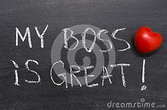 My boss is great stock image. Image of handwritten, message - 33764665 Vectors, Boss, Royalty Free Stock Photos, Messages, Sign, Image, Art, Art Background, Kunst