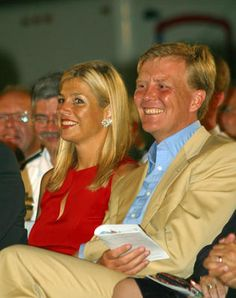 Crown Princess Máxima Picture Thread, Part 1 (April 2004 - April 2005) - Page 5 - The Royal Forums