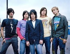Family Force 5- I just saw these guys live. And that dude front and center? I side-hugged him. I am fangirling sooo hard right now.
