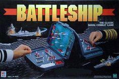 1998 BATTLESHIP Hasbro / Milton Bradley Classic Naval Combat Game & Manual CIB!