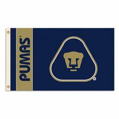 Pumas UNAM 3'x5' Flag