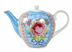 what an adorable teapot!