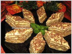 Prajitura Ileana - Gourmandine - Retete culinare - Gastronomie - Retete in imagini, pas cu pas Caramel, French Toast, Cooking, Breakfast, Bun Bun, Desserts, Cup Cakes, Cakes, Sweets