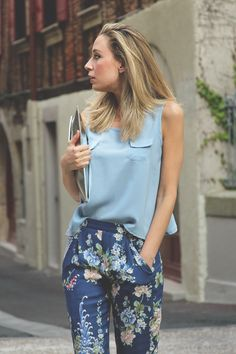 Tarn: Day 1 Dinner In Castres ( Shirts & Blouses & Pants ) Look Fashion, Fashion Outfits, Womens Fashion, Outfit Vestidos, Mode Simple, Looks Street Style, Outfit Trends, Summer Outfits, Cute Outfits
