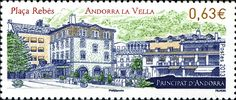 Stamp%3A%20Placa%20Rebes%20(Andorra%2C%20French%20Administration)%20Yt%3AAD-FR%20738%2CMi%3AAD-FR%20759%2CSg%3AAD-FR%20F764%2CAFA%3AAD-FR%20762%20%23colnect%20%23collection%20%23stamps