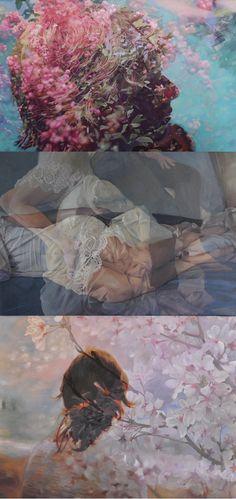 paintings by Pakayla Biehn