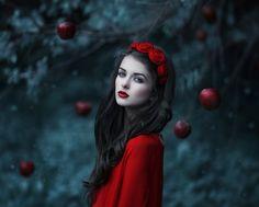 Фотография Портрет из альбома fairytale автора Anna Gusarova. Фото загружено 20 июля 2013.