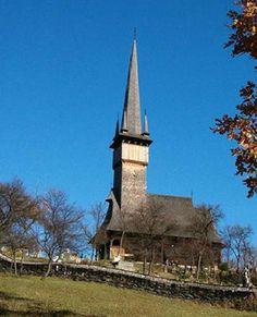 Wooden Church – Plopis