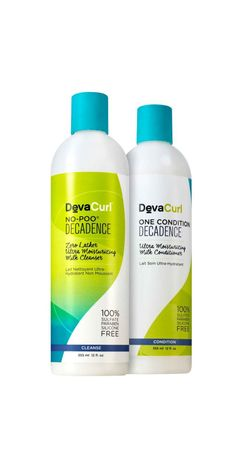 DevaCurl Decadence & SuperCream for Super Curly Hair Is Here!