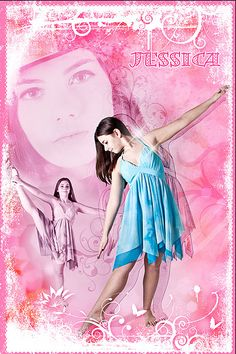 I can create a custom ballet poster of your child using your photos. View and order yours at http://anythingphotos.com/projects/photos/sports