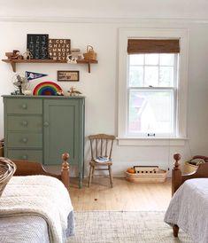 Quick Fix Washable Roman Window Shades Flat Fold, Spring Mountain Green - toddler room ideas Kids Room Inspiration, Room, Room Design, Interior, Home, Toddler Bedrooms, Room Inspiration, Boy Room, Kid Room Decor