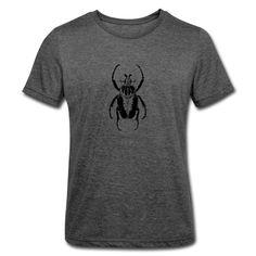 T-Shirt | Männer | Käfer | Insekt | Hirschkäfer | Men