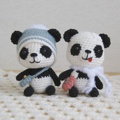 [Sold out] pairs Panda