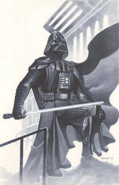 Darth Vader by Christopher Stevens