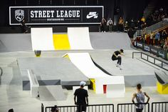 Street league Skateboarding 2015 (Barcelona, Los Angeles)