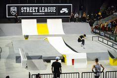 Street league Skateboarding 2015 (Barcelona, Los Angeles)