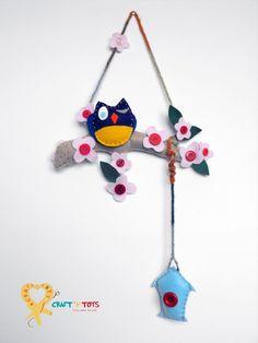 Handmade hanging decoration - D0001